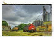 Work Horse Trains 7 Madison Georgia Locomotive Art Carry-all Pouch