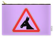 Working Bigstock Donkey 171252860 Carry-all Pouch