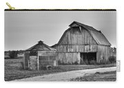 Working Farm Barn And Storage Bin Carry-all Pouch