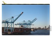 Working The Port Of New Orleans Carry-all Pouch