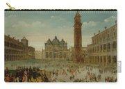 Workshop Of Caullery, Louis De Caulery Circa 1580 - 1621 Antwerp Carnival In Venice. Carry-all Pouch