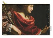Workshop Of Simon Vouet Carry-all Pouch