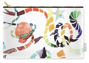 World And Stars Carry-all Pouch