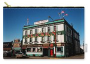 World Famous Alaska Hotel Carry-all Pouch