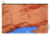 World-famous Pikes Peak Framed By What We Call The Keyhole  Carry-all Pouch