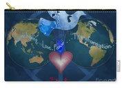 World Healing Inspirational Carry-all Pouch
