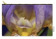 World Inside Of Iris Carry-all Pouch