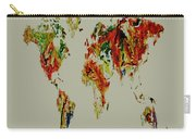 World Map 02a Carry-all Pouch