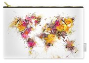World Map 2033 Carry-all Pouch