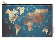 World Map 2065 Carry-all Pouch