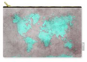World Map 39 Carry-all Pouch