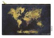 World Map Art 65 Carry-all Pouch