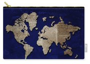 World News Carry-all Pouch