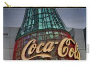 World Of Coca Cola Carry-all Pouch