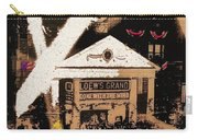 World Premiere Gone With The Wind Atlanta Georgia 1939-2008 Carry-all Pouch