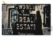 World Real Estate Chicago Carry-all Pouch