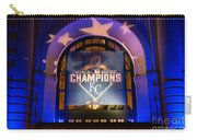 World Series Champs Carry-all Pouch