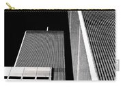 World Trade Center Pillars Carry-all Pouch