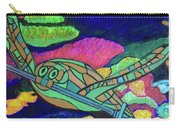 World Turle Knight Of Swords Carry-all Pouch