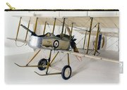 World War I: British Plane Carry-all Pouch