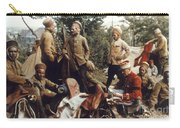 World War I: French Troops Carry-all Pouch