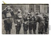 World War I: Gas Masks Carry-all Pouch