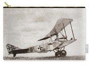 World War I: German Biplane Carry-all Pouch