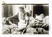World War I: Nurse Carry-all Pouch