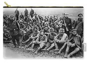 World War I: Prisoners Carry-all Pouch