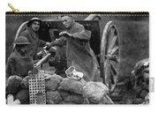World War I: U.s. Artillery Carry-all Pouch