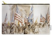 World War I: Victory Parade Carry-all Pouch