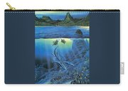 Worlds Away Ted Nasmith Carry-all Pouch
