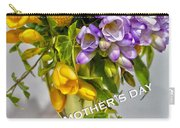 World's Greatest Mom Mother's Day Card Carry-all Pouch