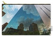 World's Largest Canvas John Hancock Tower Boston Ma Carry-all Pouch