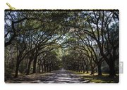 Wormsloe Avenue Carry-all Pouch