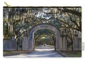 Wormsloe Gates Carry-all Pouch