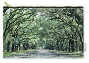 Wormsloe Georgia No. 7668 Carry-all Pouch