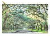 Wormsloe Carry-all Pouch