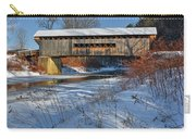 Worrall Covered Bridge Carry-all Pouch