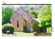 Worship In Wollombi Carry-all Pouch