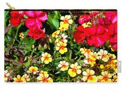 Wp Floral Study 1 2014 Carry-all Pouch