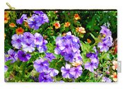 Wp Floral Study 2 2014 Carry-all Pouch