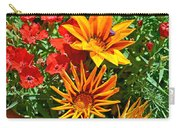 Wp Floral Study 5 2014 Carry-all Pouch