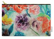 Wrap It Up In Spring By Lisa Kaiser Carry-all Pouch