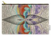 Wrap Oil Art Painting  Carry-all Pouch