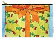 Wrapped Gift Carry-all Pouch