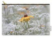 Wrapped In Queen Anne's Lace Carry-all Pouch