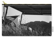 Wreak Black And White Carry-all Pouch