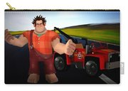 Wreck-it Ralph Carry-all Pouch