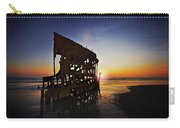Wreck Of The Peter Iredale-b Carry-all Pouch